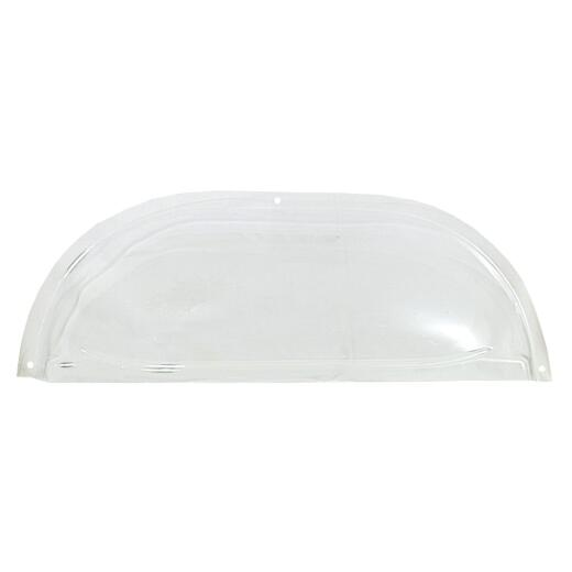 Type B 40 In. x 14-1/2 In. Elongated Plastic Window Well Cover
