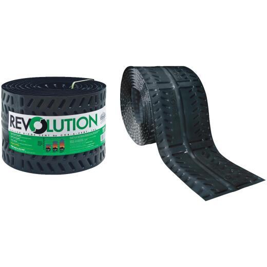 Cor-A-Vent Revolution 11 In. x 20 Ft. Rolled Ridge Vent