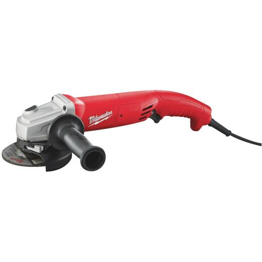 Milwaukee 4-1/2 In. 11A 11,000 rpm Angle Grinder
