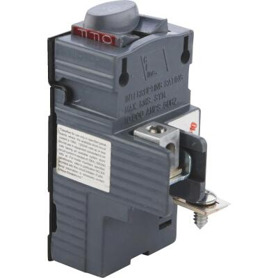 Connecticut Electric 20A Single-Pole Standard Trip Packaged Replacement Circuit Breaker For Pushmatic