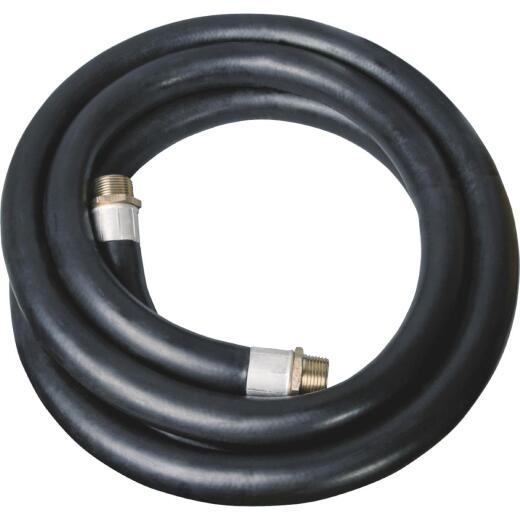 Universal 3/4 In. x 14 Ft. Farm Fuel Transfer Hose