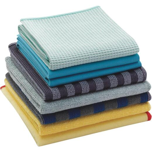 E-Cloth Home Cleaning Cloth Pack (8 Count)