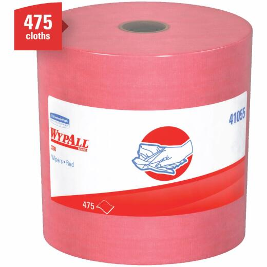 Wypall X80 Red Wiper Cloth
