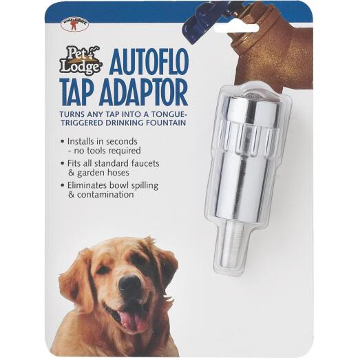 Pet Lodge Portable Autoflo Tap Adaptor