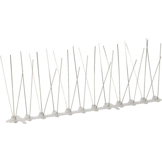 Bird X Stainless Steel 10 Ft. L. Bird Control Spikes