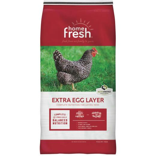 Blue Seal Home Fresh 50 Lb. Laying Chicken Feed