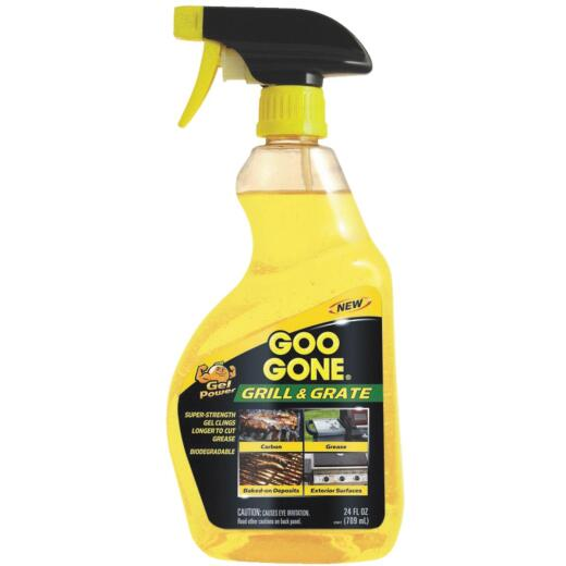 Goo Gone 24 Oz. Grill Barbeque Cleaner